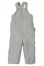 Maileg Best Friends Striped Overalls