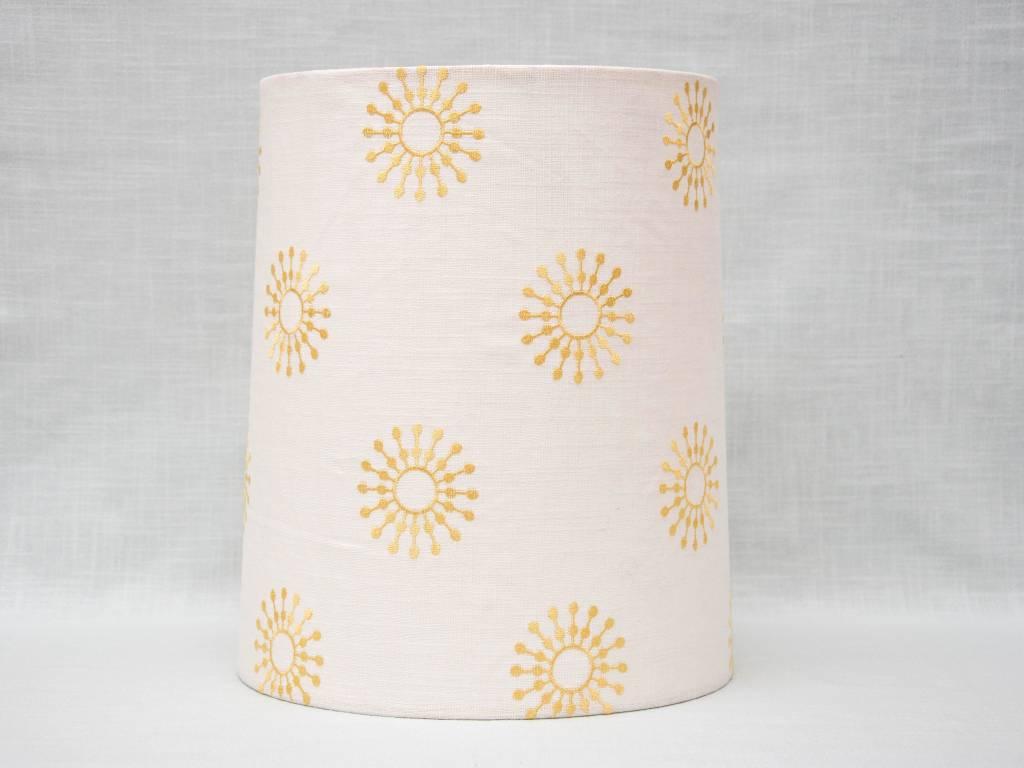 Kreatelier Lamp shade Tapered Sunburst