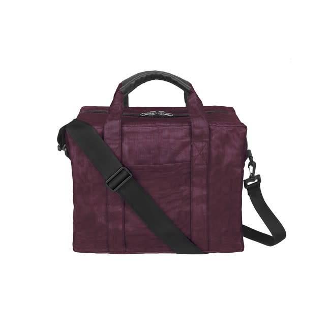 Helping Hand Partners Weekend Travel Bag Bordeaux M