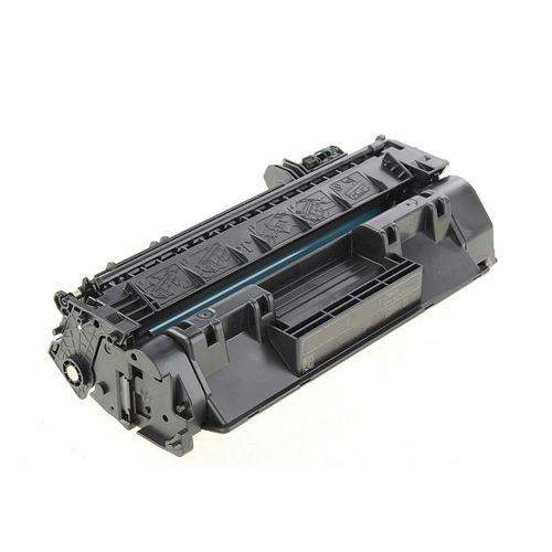 For HP 80X High Yield Black
