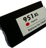 For HP 951 XL Magenta