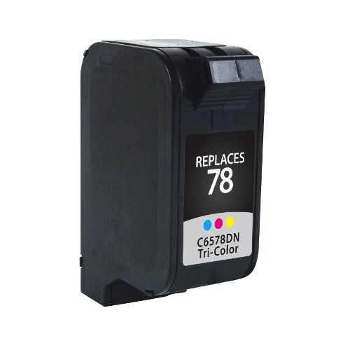 For HP 78 Tri Color