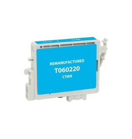 For Epson 60 - T0602 Cyan