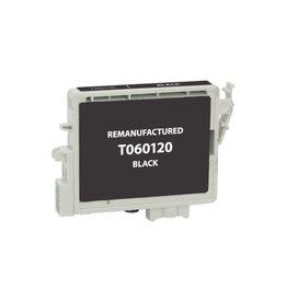 For Epson 60 - T0601 Black