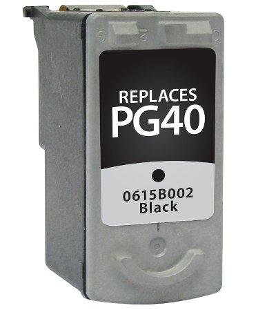 For Canon PG-40 Black