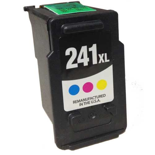 For Canon CL-241 XL Tri Color