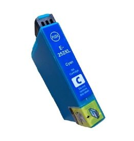 For Epson T252 XL Cyan