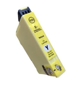 For Epson T252 XL Yellow