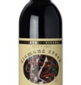 DIAMOND CREEK RED ROCK TERRACE CABERNET SAUVIGNON 2002 750ML