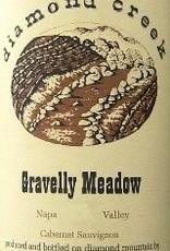 DIAMOND CREEK GRAVELLY MEADOW CABERNET SAUVIGNON 1998 750ML
