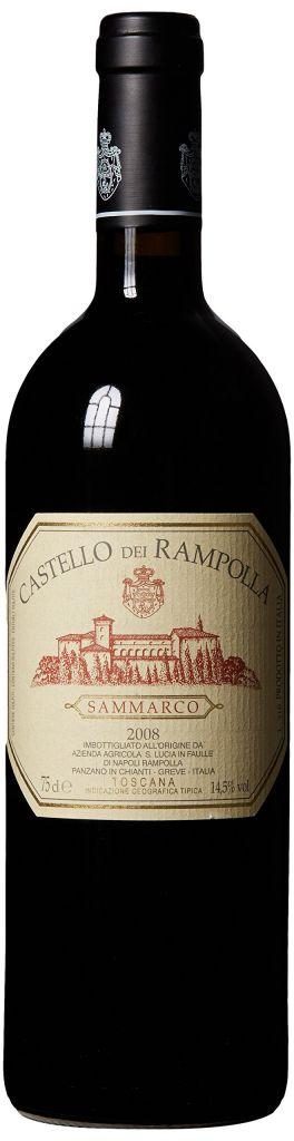 CASTELLO RAMPOLLA SAMMARCO 2008 750ML
