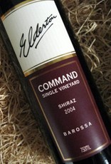 ELDERTON COMMAND SHIRAZ 2004 750ML