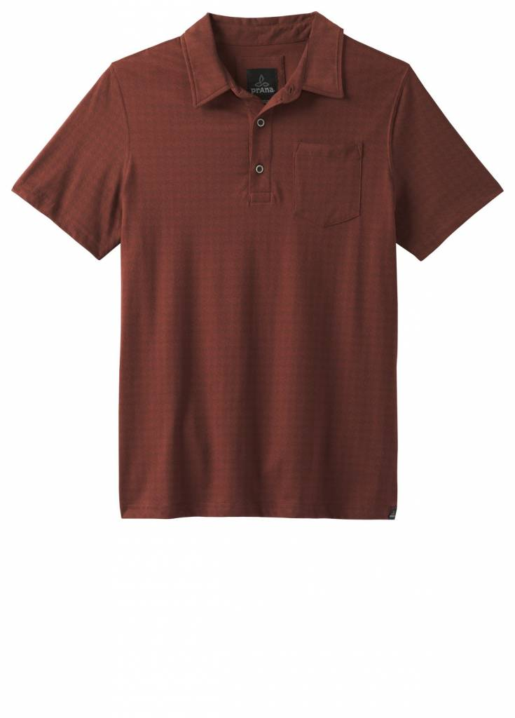 prAna ADDER POLO