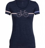 ICEBREAKER TECH LITE SHORT SLEEVE SCOOP FIXIE