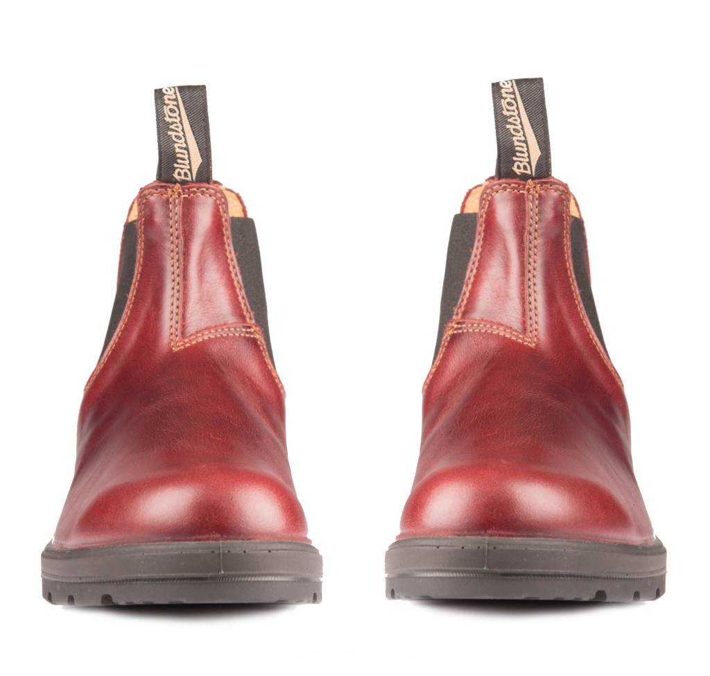 BLUNDSTONE Blundstone 1440 - The Leather Lined in Redwood