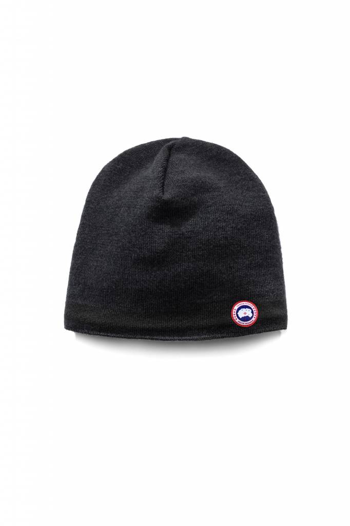 CANADA GOOSE LIGHT WEIGHT MERINO BEANIE