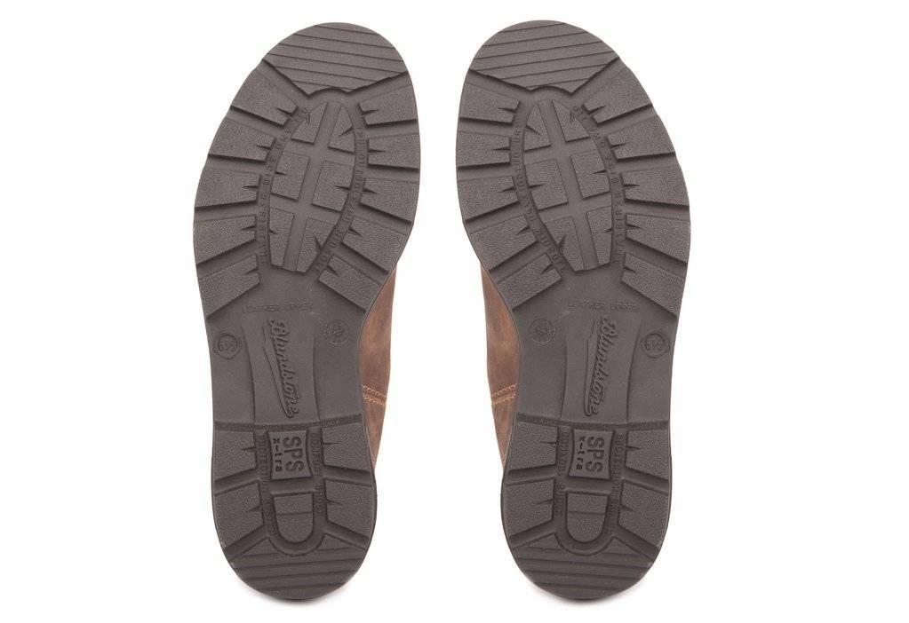 BLUNDSTONE Blundstone 1306 - The Chisel Toe in Rustic Brown