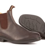 BLUNDSTONE Blundstone 067 Chisel Toe Brown Stout