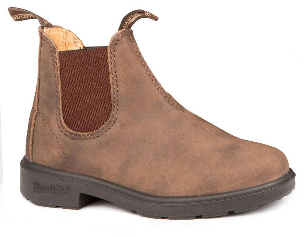 BLUNDSTONE Blundstone 565 Kid's Blunnies Rustic Brown