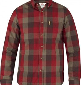 FJALL RAVEN MENS OVIK BIG CHECK SHIRT LS