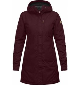 FJALL RAVEN WOMANS KIRUNA PADDED PARKA
