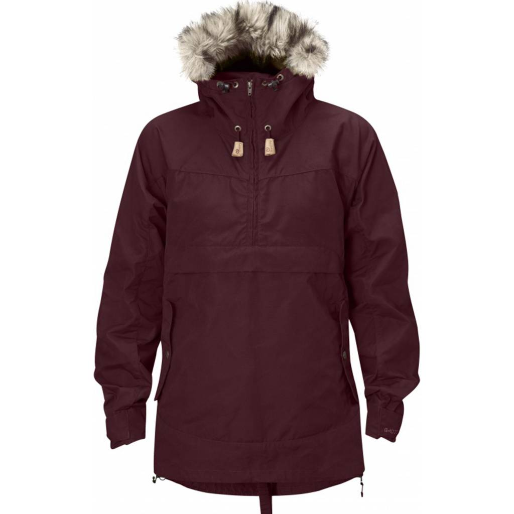 FJALL RAVEN FJALL RAVEN WOMANS ICELAND ANORAK