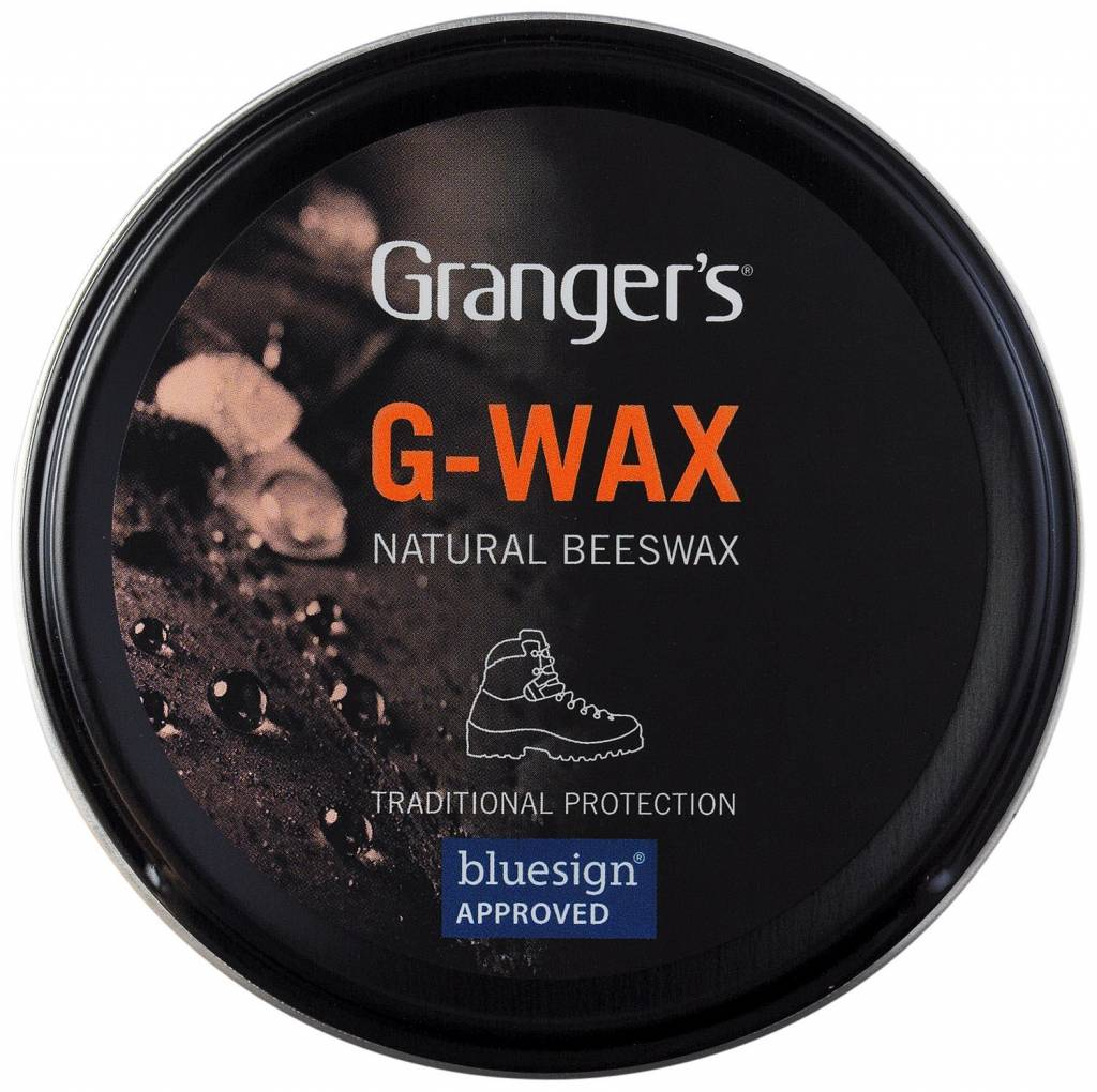 GRANGER'S G-WAX NATURAL BEESWAX 80G
