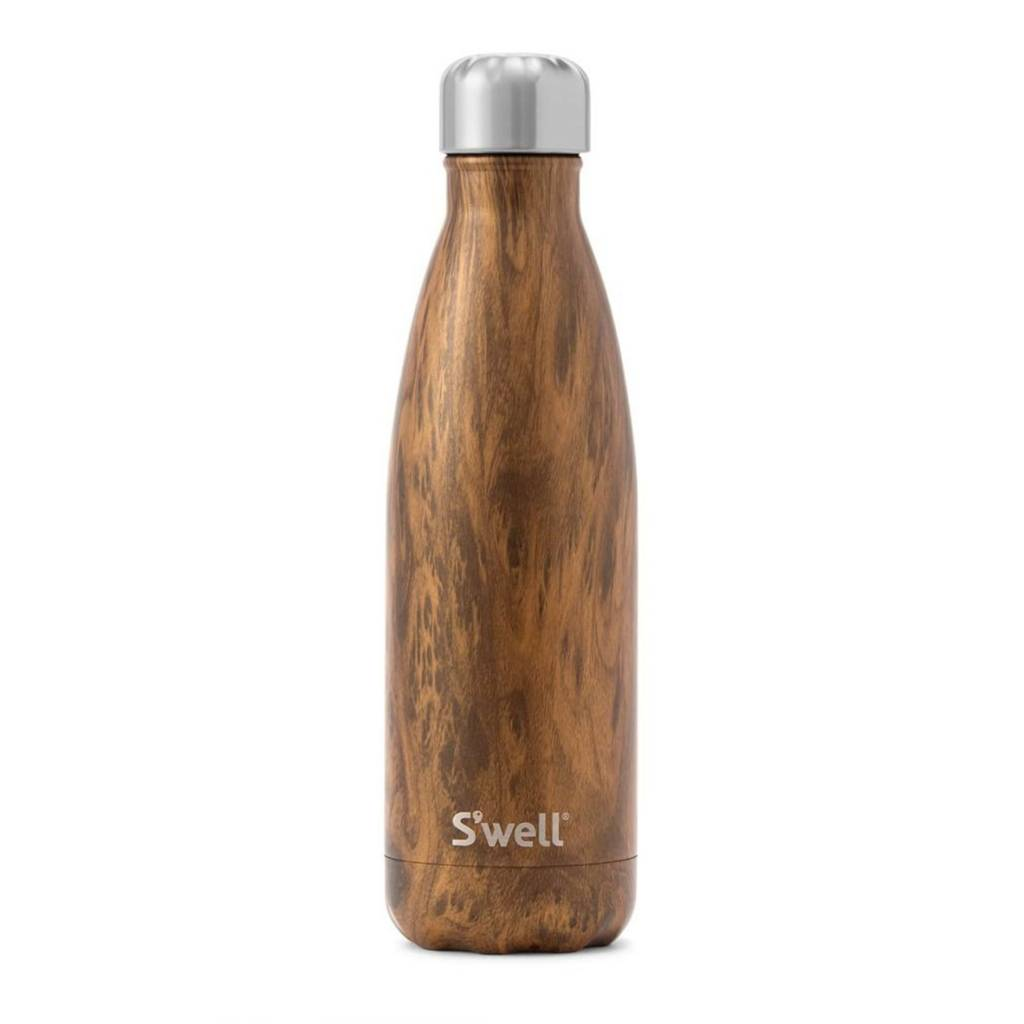S'well S'WELL TEAKWOOD BOTTLE