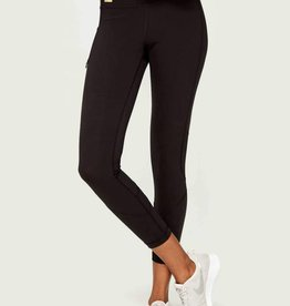 LOLE SOJOURN PANTS BLACK
