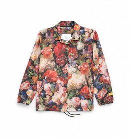 HERSCHEL Coach Jacket Floral Womens