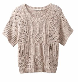 prAna Patchwork Sweater