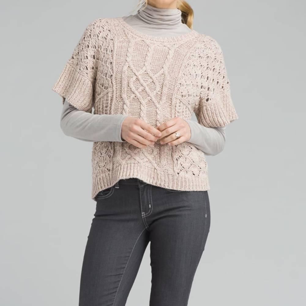 prAna Patchwork Sweater