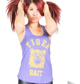"Judith March LSU ""Tiger Bait"" Tank"