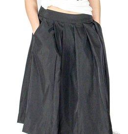 Frock Shop Pleat It Up Skirt - Black
