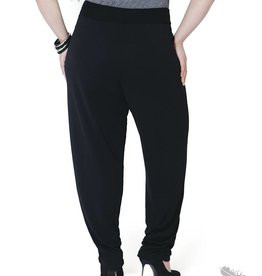 Full Figured Fashionista Harem Pant