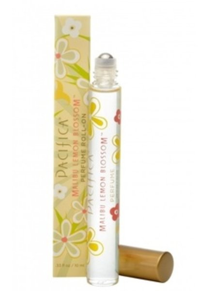 Pacifica Malibu Lemon Blossom Perfume Roll-On .33 oz