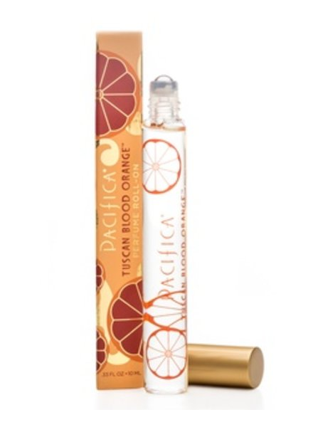Pacifica Tuscan Blood Orange Perfume Roll-On .33 oz