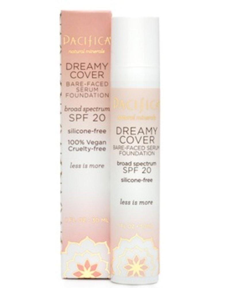 Pacifica Dreamy Cover Bare-Faced Serum Foundation SPF 20 1 fl oz