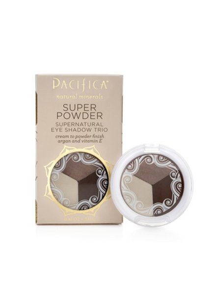 Pacifica Pacifica Super Powder Supernatural Eye Shadow Trio .10 oz