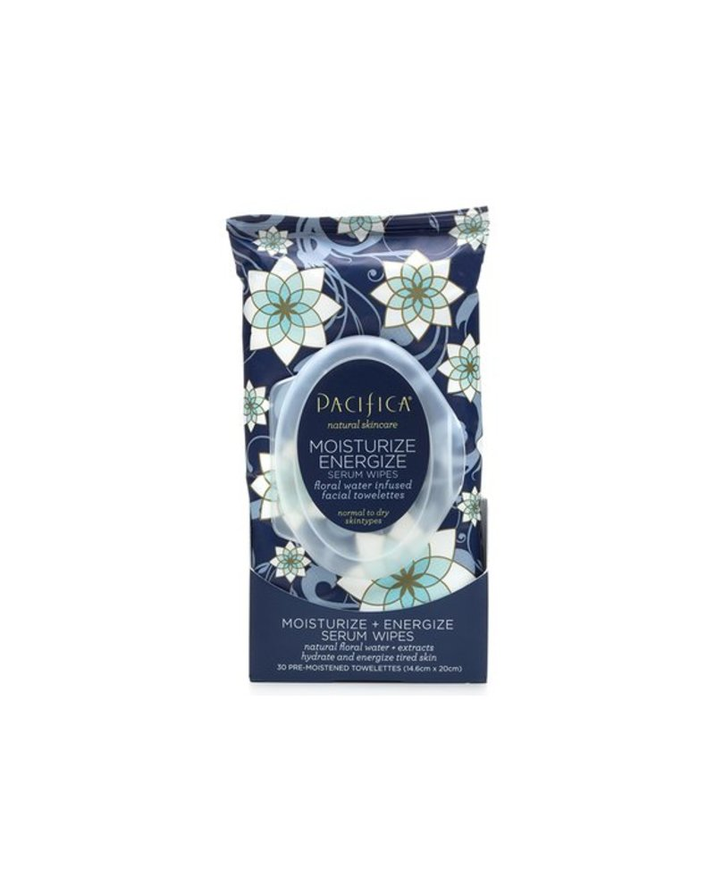 Pacifica Pacifica Energize Serum Wipes