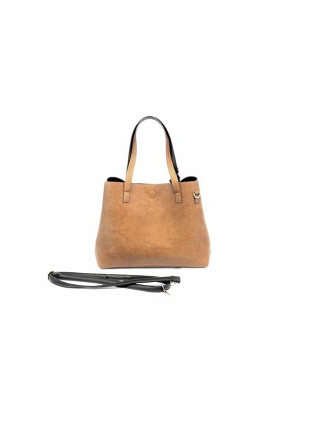 Joy Caviar Reversible Tote