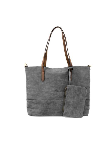 Joy Charcoal 2-in-1 Tote