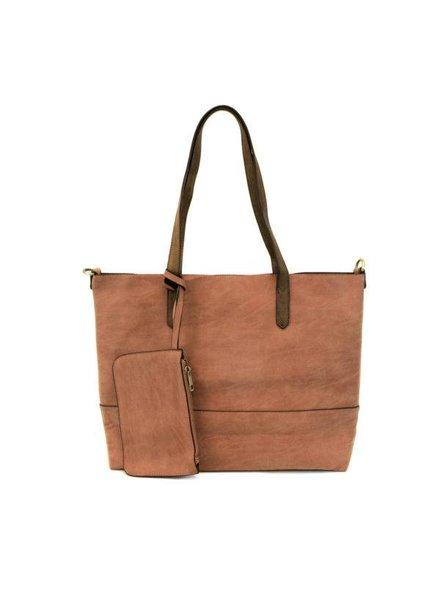 Joy Brushed Burnt Sienna 2 in 1 Tote