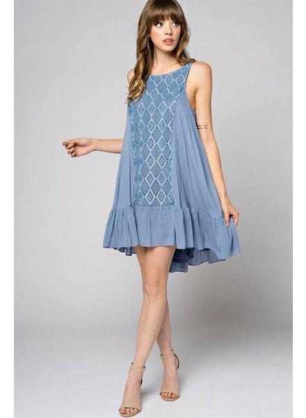 Mittoshop Crochet Tank Dress