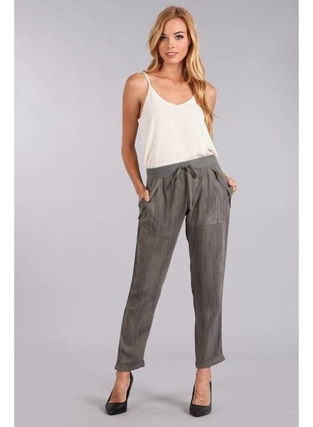 Relaxed Woven Pants