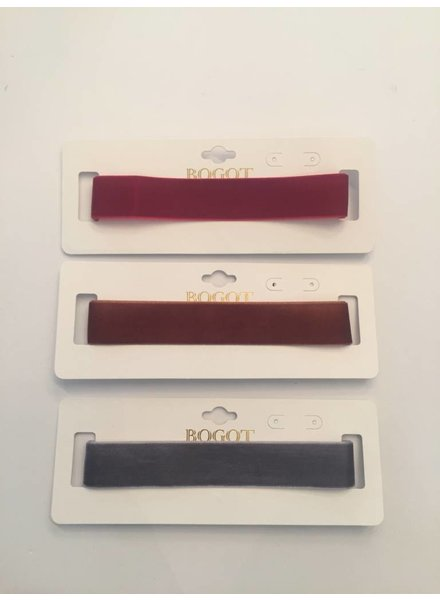 Velvet Choker Various Colors