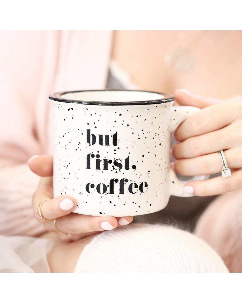 But First Coffee Mug