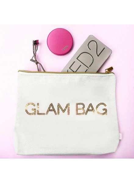 Sweet Water Decor Glam Bag Makeup Bag