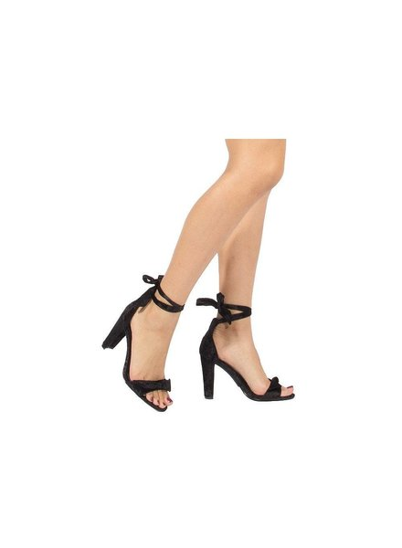 Ankle Wrap Heel