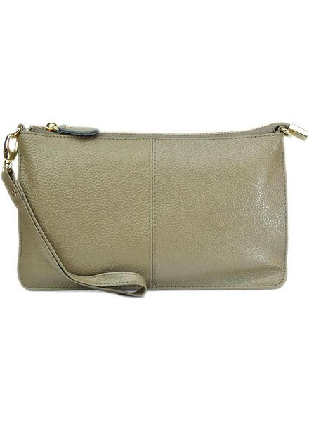 Zip Front Pouch